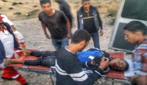 استشهاد فلسطيني برصاص قوات الاحتلال وسط قطاع غزة