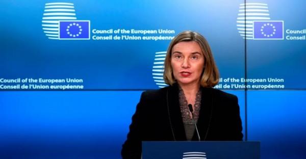 الاتحاد الاوروبي: حل الدولتين سبيل إنهاء الصراع في الشرق الأوسط