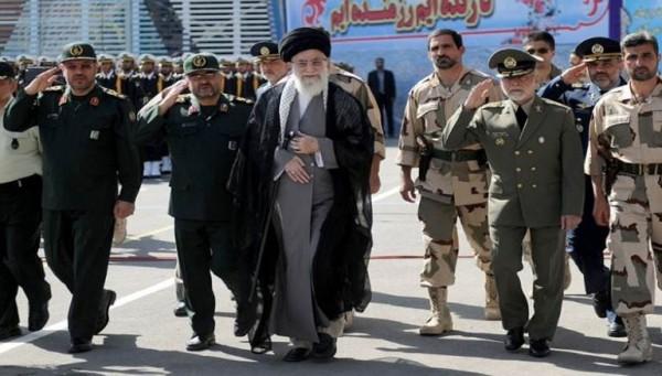 عندما تُحارب إيران بنا