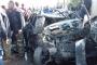 قتيل و13 جريحاً بانفجار في مدينة جرابلس شرق حلب