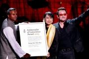 منظمة العفو الدولية تجرد زعيمة ميانمار من جائزة 'الضمير'