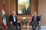 سفير مصر بعد لقائه ميقاتي: نتمنى أن تتشكل الحكومة باسرع وقت