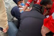 اشكال وتضارب بالسكاكين وسط زحمة السير في بيروت