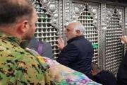 اللجنة الايرانية لإعمار العتبات المقدسة تتفقد داريا والسيدة زينب