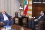 الحريري استقبل وزير المال وفوشيه والمدير الإقليمي للبنك الدولي