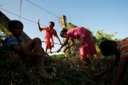 سلطات ميانمار تعتقل العشرات من الروهنغيا أثناء فرارهم من أراكان