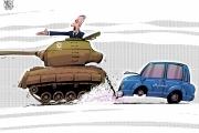 نتنياهو والهروب إلى الحرب