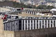 القاضي الحجار تفقد مبنى الخصوصية الأمنية في سجن روميه
