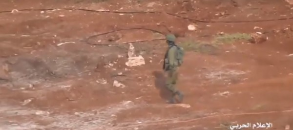 مواجهة بالفيديو بين حزب الله واسرائيل على الحدود