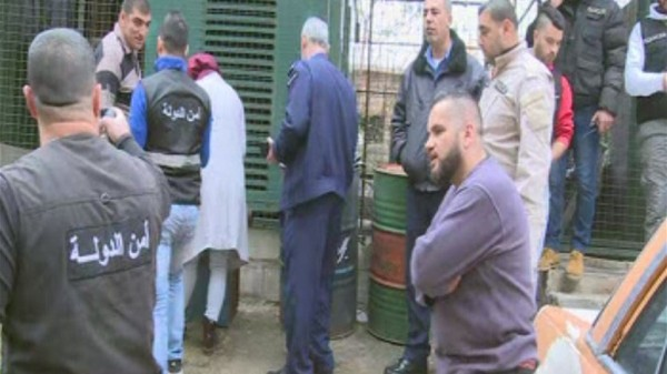 مصادرة مولد كهربائي في الشياح