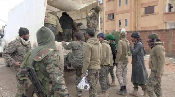قتلى من النظام و«سوريا الديمقراطية» في معارك «داعش» قرب العراق