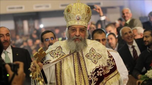 تواضروس الثاني يتطلع إلى بناء أول كنيسة في السعودية