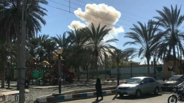هجوم انتحاري جنوب إيران.. و'أنصار الفرقان' يتبنى