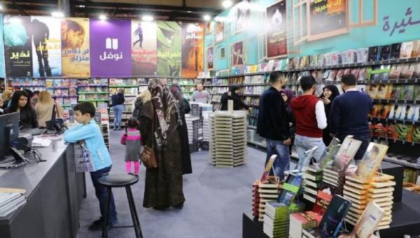 معرض بيروت للكتاب الـ62.. كمال جنبلاط وطوفان الرواية