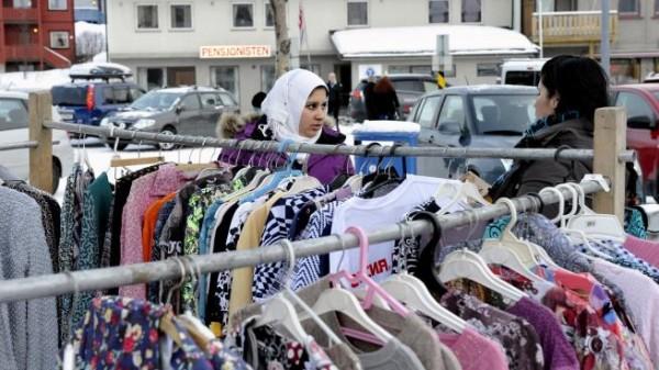 'لاجئو الكوتا' السوريون يرفضون النرويج