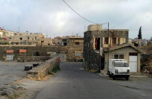 سوريا ... طرد دورية روسية من مدينة شهبا بالسويداء