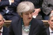 اتفاق بريكست: تيريزا ماي تعلن أمام البرلمان إرجاء التصويت