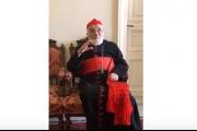 بالفيديو ... البطريرك صفير:  'أنا بحبكم جميعا'