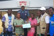 معجزة نجاة رضيعة من وباء إيبولا القاتل في الكونغو الديمقراطية