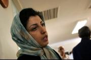 أشهر سجينة إيرانية: لا أمل لديّ بقضاء بلادي