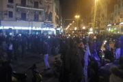 الغضب لموت الطفل الفلسطيني يشعل منتصف ليل طرابلس