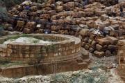 «الثقافة» تقضي على السور الروماني