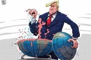 السياسة الخارجية خاضعة لأهواء ترامب