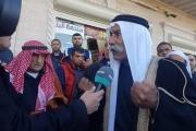 فلسطين ... الشيخ الطوري يدخل السجن