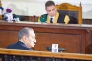 سخرية من شهادة المخلوع في محاكمة مرسي: #مبارك_الكذاب