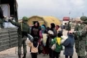 موسكو تنسق لمؤتمر دولي حول اللاجئين السوريين