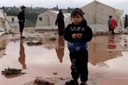النازحون في شمال سوريا يحاولون الصمود أمام قسوة البرد