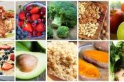 10 أطعمة لا تسبب زيادة الوزن