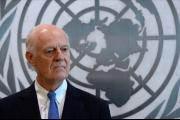 دي ميستورا يعلق على انسحاب الولايات المتحدة من سوريا