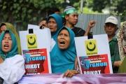 إندونيسيا.. مظاهرات تندد بممارسات الصين ضد مسلمي الأويغور