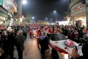 السوريون يستقبلون 2019 بانقسام حول العام المنقضي