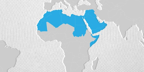 تعرف على خريطة المخاطر بالدول العربية للعام 2019