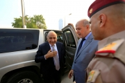 الأردن والعراق يتفقان على فتح الحدود البرية أمام حركة النقل في شباط