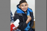 طفل عثر عليه في محلة العدلية - بيروت...هل تعرفونه؟