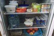 بالصور ... مبادرات إنسانية في طرابلس.. برادات طعام للمحتاجين