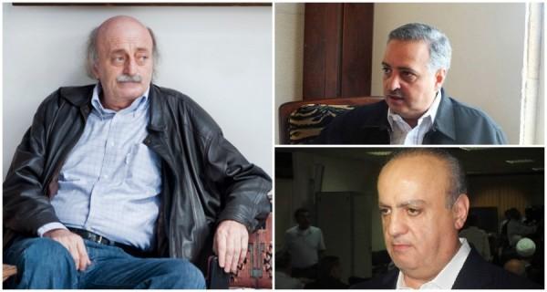 سجال 'تويتري' بين جنبلاط وهاب وارسلان