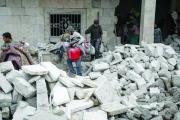 بولتون يحذر نظام الأسد: الانسحاب الأميركي لا يعني أن استخدام «الكيماوي» ممكن