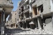 مخيم اليرموك.. النظام السوري يمنع انتشال الجثث العالقة تحت الركام