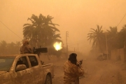 عشرات القتلى بهجمات مضادة لداعش شرقي سوريا