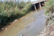 هذا ما عثر عليه في بلدة خط البترول بوادي خالد بعد انحسار العاصفة