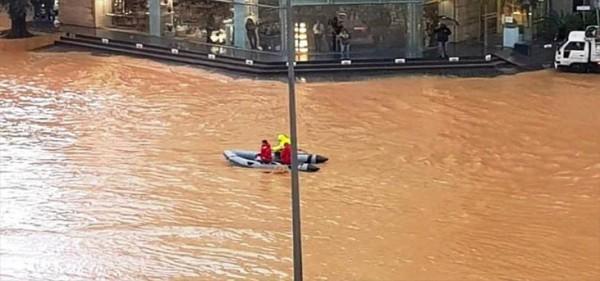 إسرائيل مصدومة بعد عاصفة نورما.. لا بنى تحتية نقصفها في لبنان