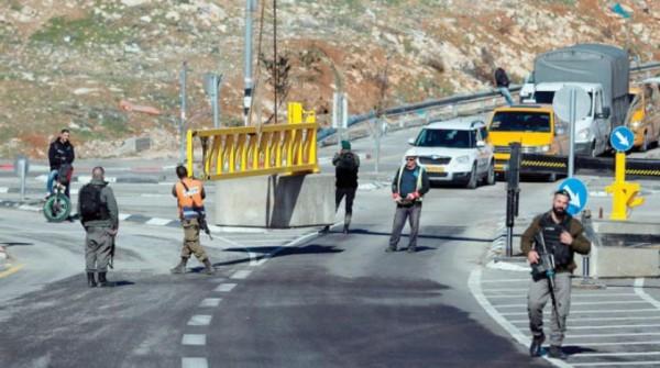 القدس: شارع واحد من شقين أحدهما للفلسطينيين والثاني للمستوطنين