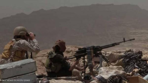 تدمير شبكة اتصالات ضخمة للحوثيين.. ومصرع قيادي ميداني
