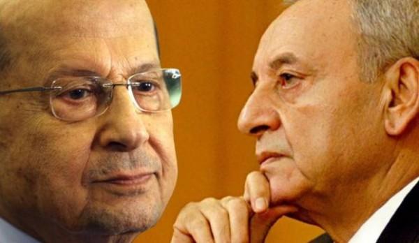 خلاف عون وبري على القمة الاقتصادية إلى العلن