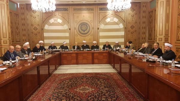 المجلس الشرعي الإسلامي: على القوى السياسية أن تكون جادة بمؤازرة الحريري لتأليف الحكومة