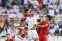 ثنائية آزمون تقود إيران لفوز جديد والتأهل في كأس آسيا